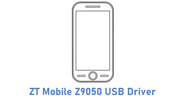ZT Mobile Z9050 USB Driver