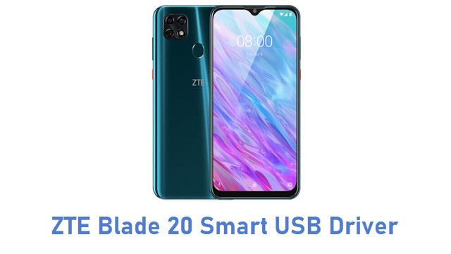 ZTE Blade 20 Smart USB Driver