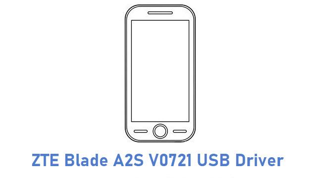 ZTE Blade A2S V0721 USB Driver