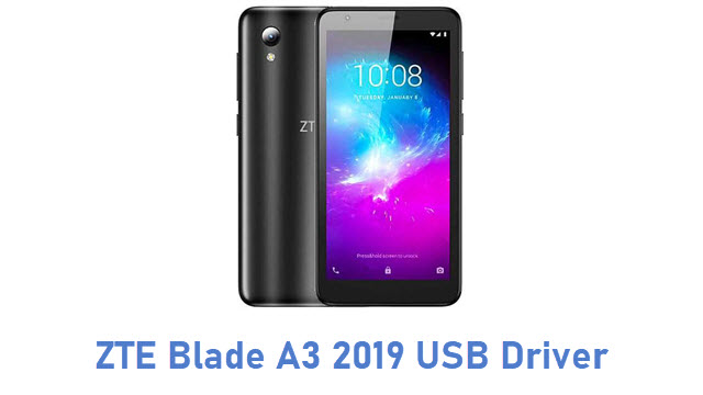 ZTE Blade A3 2019 USB Driver