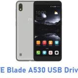ZTE Blade A530 USB Driver