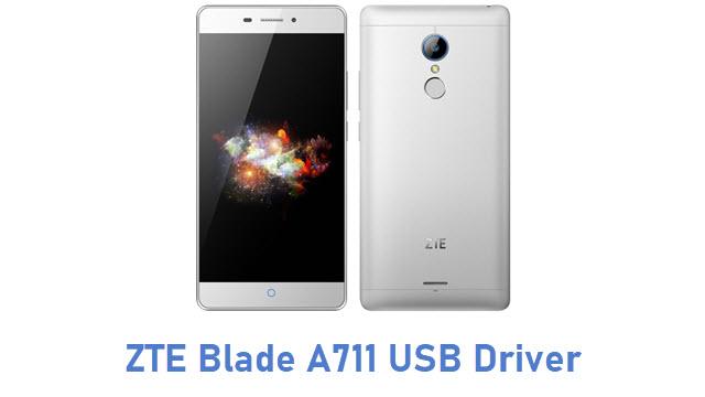 ZTE Blade A711 USB Driver