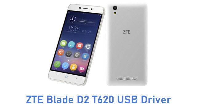ZTE Blade D2 T620 USB Driver