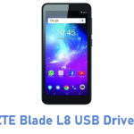 ZTE Blade L8 USB Driver