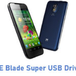 ZTE Blade Super USB Driver
