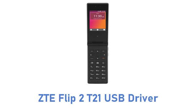 ZTE Flip 2 T21 USB Driver