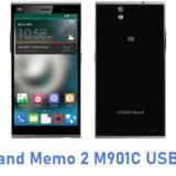 ZTE Grand Memo 2 M901C USB Driver