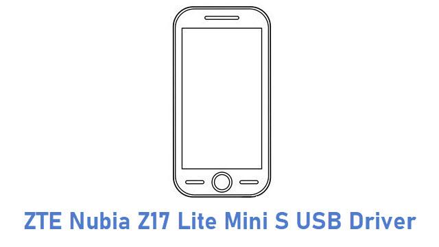 ZTE Nubia Z17 Lite Mini S USB Driver