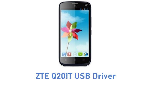 ZTE Q201T USB Driver