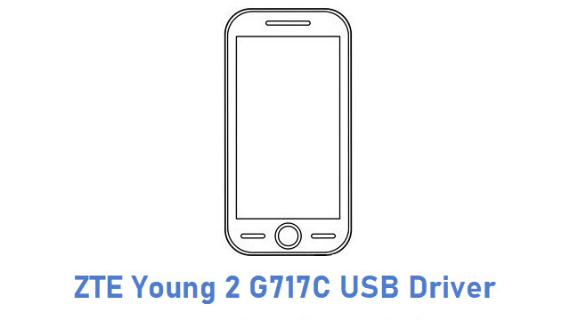ZTE Young 2 G717C USB Driver