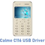 Calme C116 USB Driver