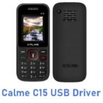 Calme C15 USB Driver