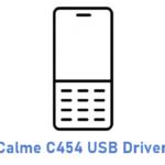 Calme C454 USB Driver