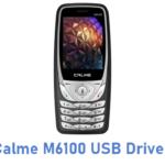 Calme M6100 USB Driver