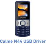 Calme N44 USB Driver