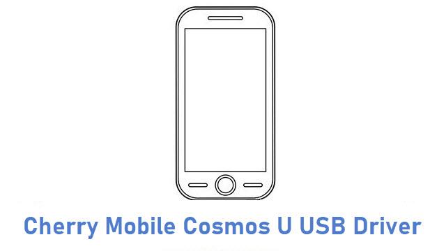 Cherry Mobile Cosmos U USB Driver