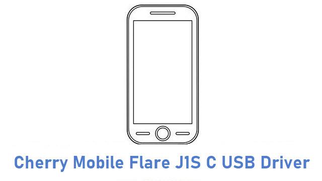 Cherry Mobile Flare J1S C USB Driver