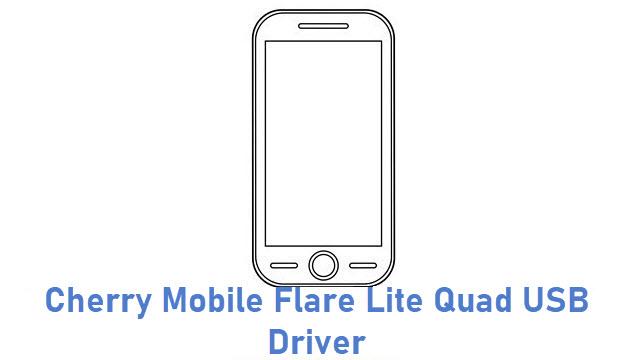 Cherry Mobile Flare Lite Quad USB Driver