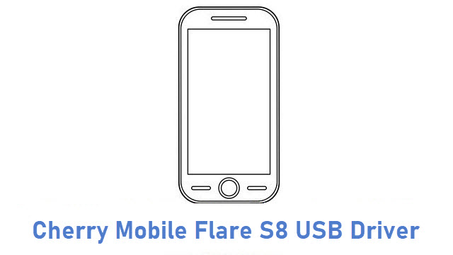 Cherry Mobile Flare S8 USB Driver