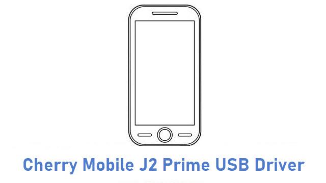 Cherry Mobile J2 Prime USB Driver
