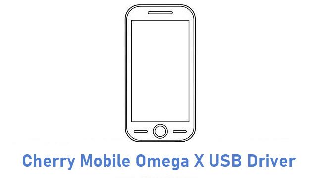 Cherry Mobile Omega X USB Driver