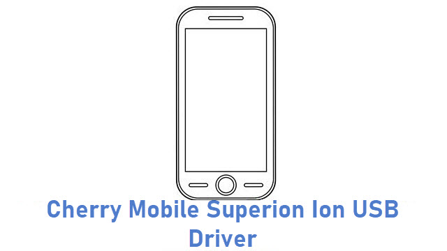 Cherry Mobile Superion Ion USB Driver