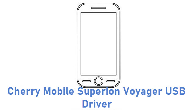 Cherry Mobile Superion Voyager USB Driver