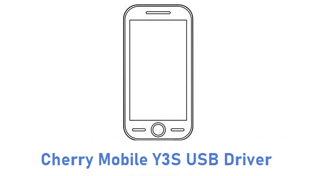 Cherry Mobile Y3S USB Driver