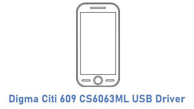 Digma Citi 609 CS6063ML USB Driver