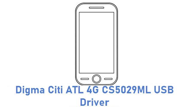 Digma Citi ATL 4G CS5029ML USB Driver