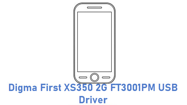 Digma First XS350 2G FT3001PM USB Driver