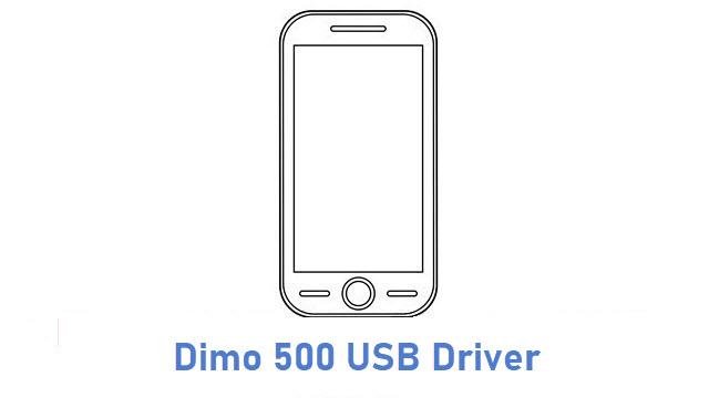 Dimo 500 USB Driver