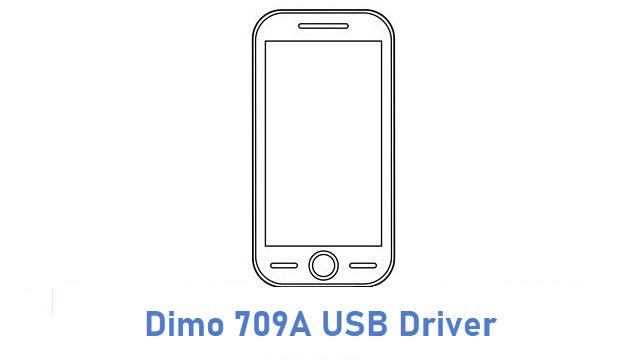 Dimo 709A USB Driver