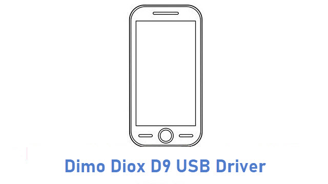 Dimo Diox D9 USB Driver