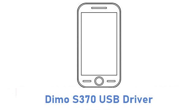 Dimo S370 USB Driver