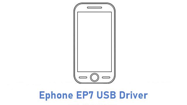 Ephone EP7 USB Driver