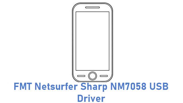FMT Netsurfer Sharp NM7058 USB Driver