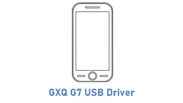 GXQ G7 USB Driver