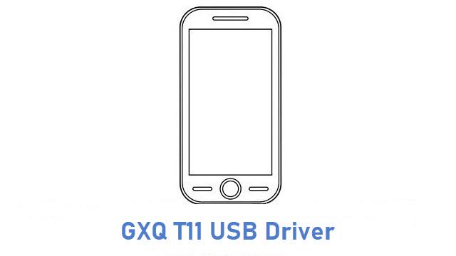 GXQ T11 USB Driver