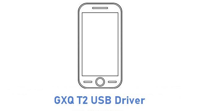 GXQ T2 USB Driver