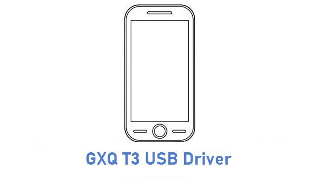 GXQ T3 USB Driver