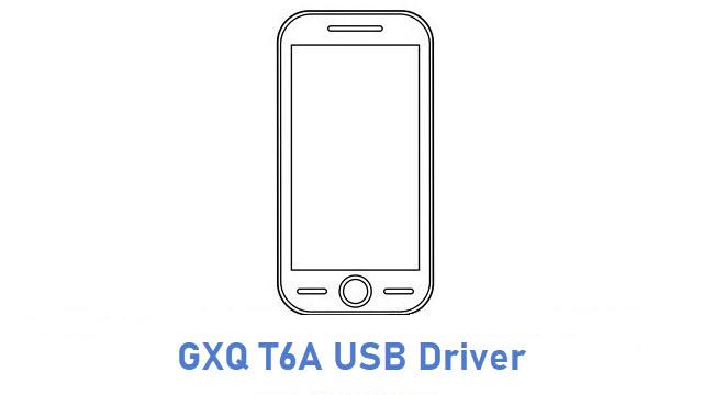 GXQ T6A USB Driver