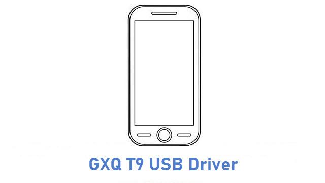 GXQ T9 USB Driver