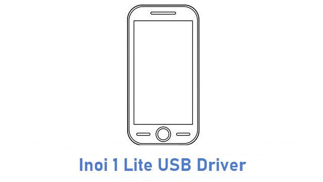 Inoi 1 Lite USB Driver