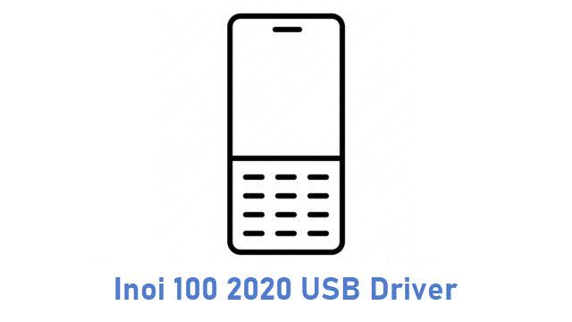 Inoi 100 2020 USB Driver