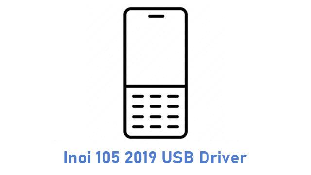 Inoi 105 2019 USB Driver