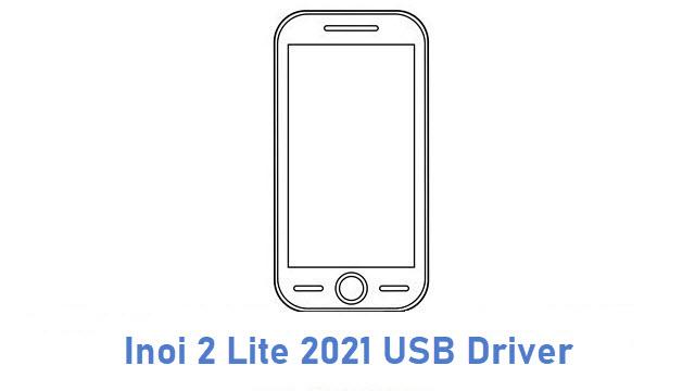 Inoi 2 Lite 2021 USB Driver