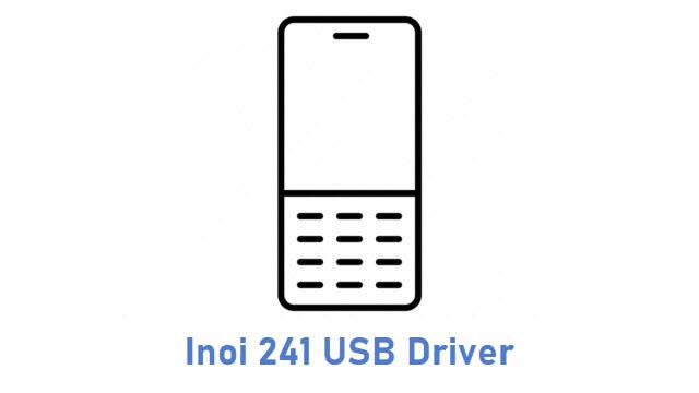 Inoi 241 USB Driver