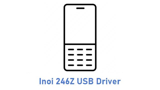 Inoi 246Z USB Driver
