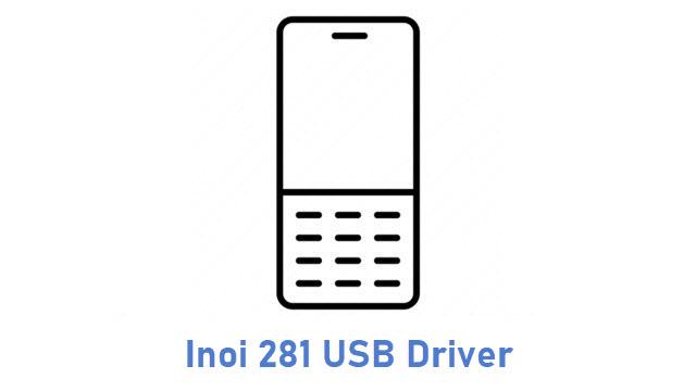 Inoi 281 USB Driver